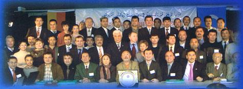 世界ウイグル会議